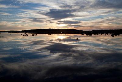 Bear Island WMA Sunset IMG_1319