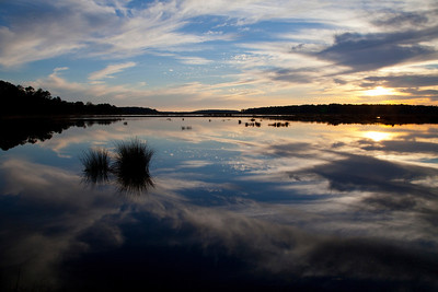 Bear Island WMA Sunset IMG_1320