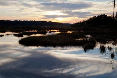 Bear Island WMA Sunset IMG_1323