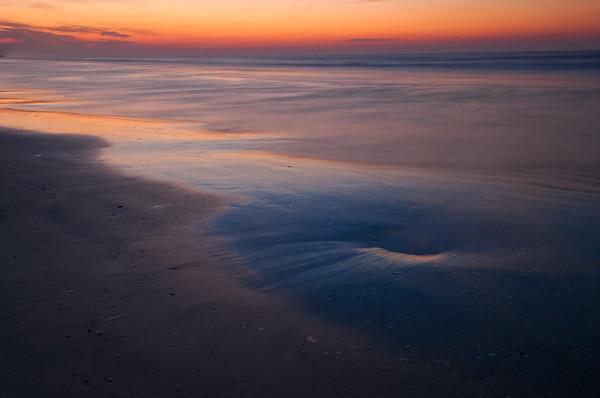 Sunrise on Kiawah