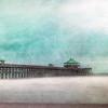 Folly Beach Pier (with texture)