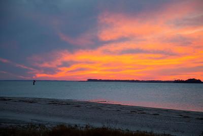Edisto Beach Sunset IMG_1346