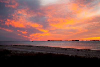 Edisto Beach Sunset IMG_1340