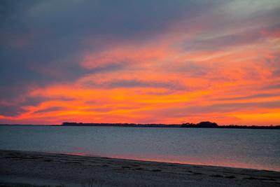 Edisto Beach Sunset IMG_1347
