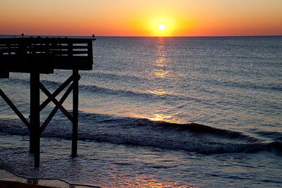 Edisto Beach Sunrise IMG_2594