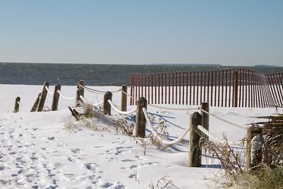 Edisto Beach Snow IMG_8864