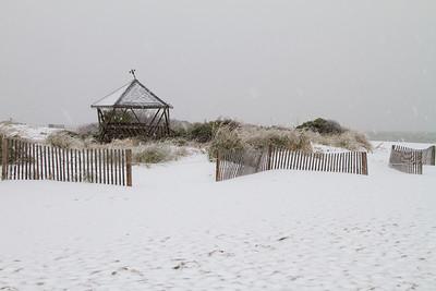 Edisto Beach Snow IMG_8789
