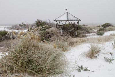 Edisto Beach Snow IMG_8792