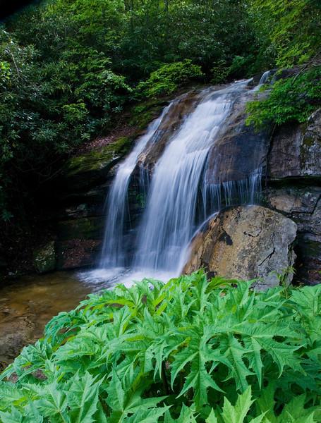 Boone Fork Falls