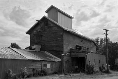 Grain Elevator | Almont, MI - 0069
