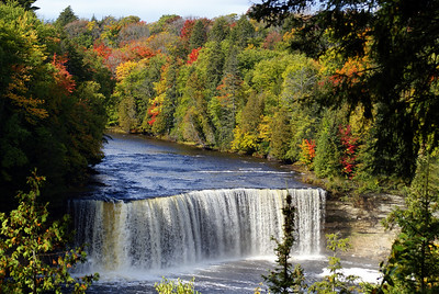 Tahquamenon Falls | Paradise, Michigan | US  - 0029
