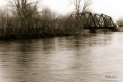 The Lonely River (Lachute, Quebec).