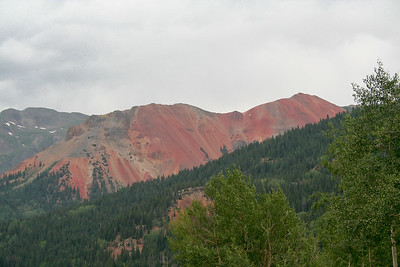 Red Mountain Ouray, CO 7/2007