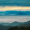 Waiting for the Sun - Near Asheville, North Carolina
