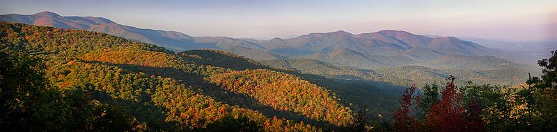 Autumn Ridges
