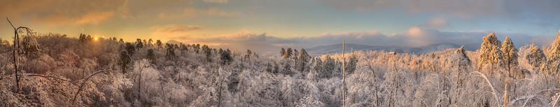 Raven's View Winter