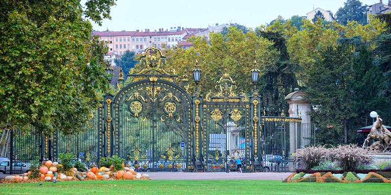 Parc de la tête d'Or Lyon © 2010 Olivier Caenen, tous droits reserves
