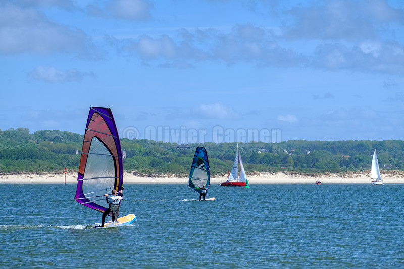 Windsurf en Canche © 2017 Olivier Caenen, tous droits reserves