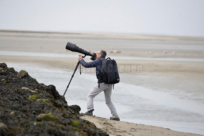 Shooting au 800mm Olivier Caenen