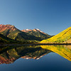 Crystal Lake Reflection