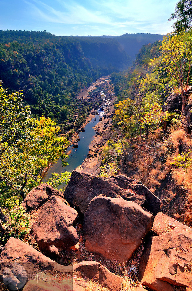 Place : Pachmadi, Madhya Pradesh, India.<br /> Nikon D7000 with Tokina 11-16mm @ 11mm f/11 ISO-100 on tripod, 3 shots blended into one.