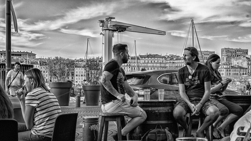 O'Malleys - Irish pub au vieux port