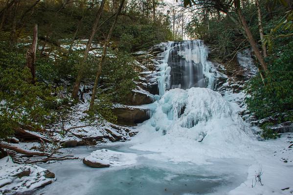 Frozen Catawba