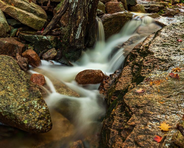Gushing Stream I