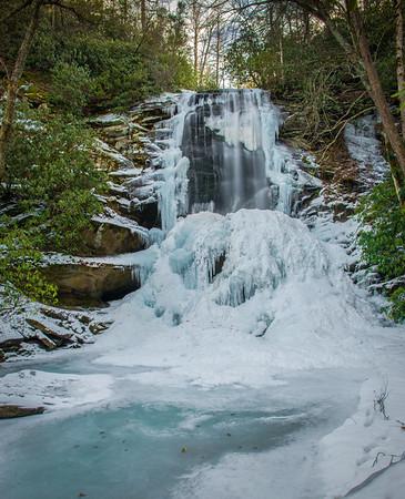 Frozen Catawba 2