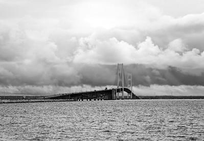 Mackinac Bridge | Saint Ignace, Michigan | US - 0020