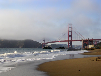 Baker Beach | Golden Gate Bridge | San Francisco, California | US - 0003
