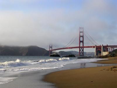 Baker Beach | Golden Gate Bridge | San Francisco, California | US - 0003