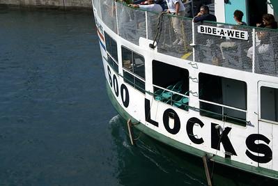 Soo Locks | Sault Saint Marie, Michigan | US - 0028