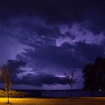 Thunderstorms over Canandaigua Lake - June 20, 2016