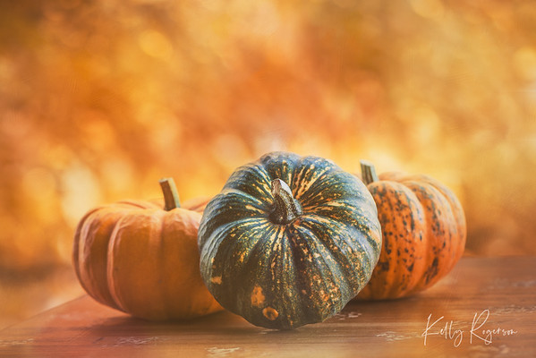 Pumpkins and Fall