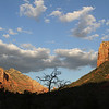 Sedona Arizona area. This photo also taken late in the day about an hour before sunset.