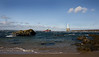 Bay of Nigg Aberdeen Scotland.
