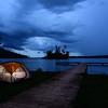 """Lakeside Camping"""