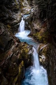 Van Trump Falls | Mount Rainier National Park