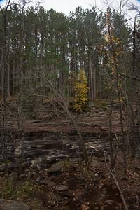 Amnicon Falls in Fall