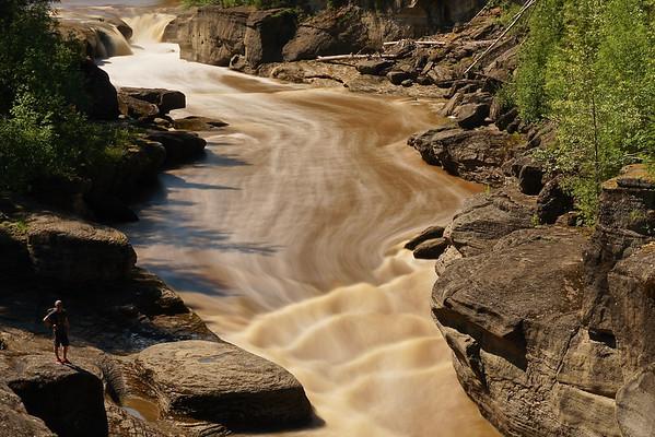 Dunedin Falls