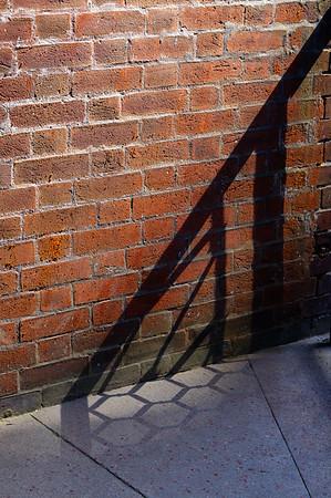 Brick and Shadow