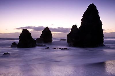 Marin Headlands at dusk