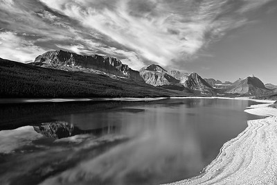 Morning at Sherburne Lake, Glacier National Park
