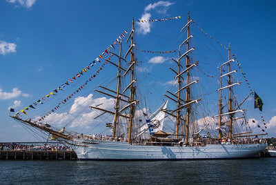Brazilian Training Ship Cisne Branco