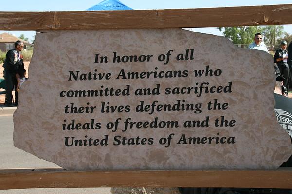 11th Annual Navajo-Hopi Honor Run