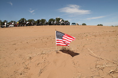 9th Annual Navajo/Hopi Honor Run_2011_ 1st Day