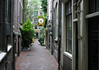 Gebed Zonder Street - Old Town district - Amsterdam