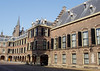 From the main courtyard to the Binnehof (Inner Court) - the meeting location of the Staten-Generaal (States-General), which is the legislature of the Netherlands, consisting of the Senate and House of Representatives - here in the city of Den Haag (The Hague)