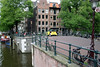 Bridges, merchant houses, and canals - in the Grachtengordel (Canal Ring) district - Amsterdam